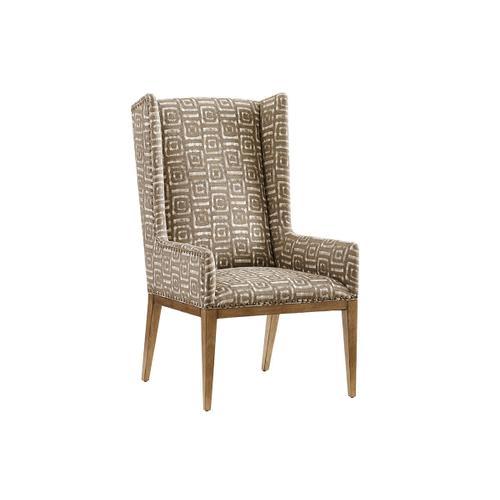 Milton Host Chair