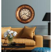 Howard Miller Copper Bay Oversized Wall Clock 625540 Product Image