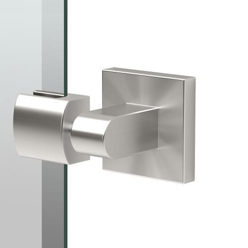 Elevate Oval Mirror in Satin Nickel