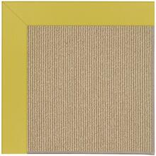 "Creative Concepts-Sisal Canvas Lemon Grass - Rectangle - 24"" x 36"""