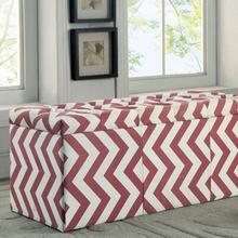 See Details - Zahra Storage Ottoman