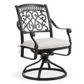 Dining Swivel Tilt Chair