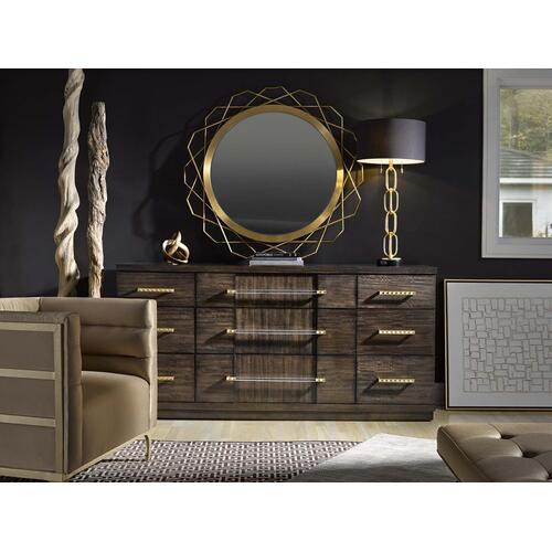 Fine Furniture Design - Minutial 9 Drawer Dresser