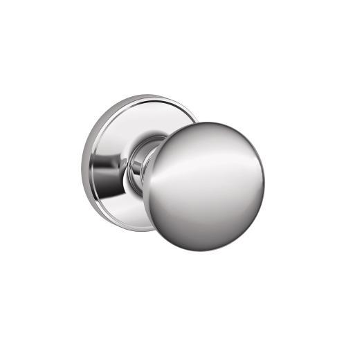 Schlage - J Series Non-locking Stratus Knob - Satin Stainless Steel