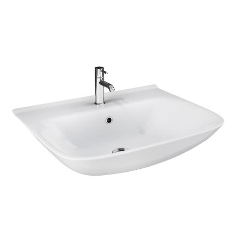 Eden 520 Wall-Hung Basin - Single-Hole