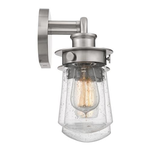 Quoizel - Lewiston Bath Light in Brushed Nickel