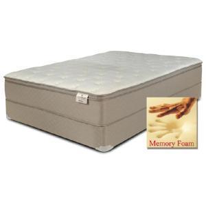 Kingsbury - Memory Foam - Pillow Top - Twin