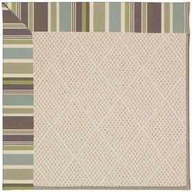 """Creative Concepts-White Wicker Brannon Whisper - Rectangle - 24"""" x 36"""""""