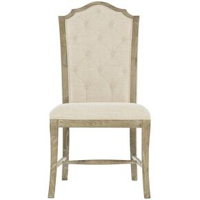 Rustic Patina Side Chair in Sand (387)