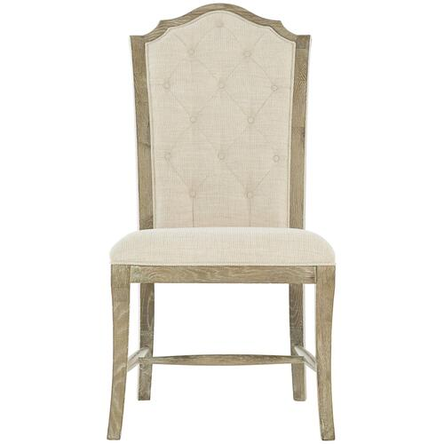 Gallery - Rustic Patina Side Chair in Sand (387)