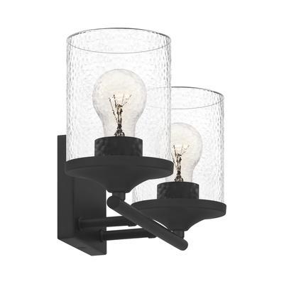 See Details - Abner Bath Light in Matte Black