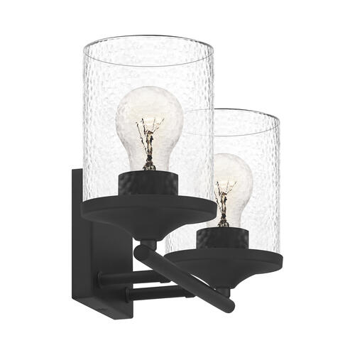 Quoizel - Abner Bath Light in Matte Black