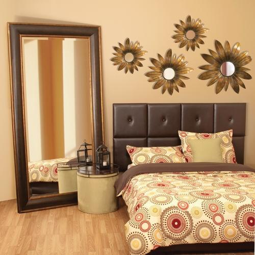 Fleur Mirror Set