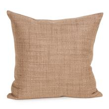 "20"" x 20"" Pillow Coco Stone - Poly Insert"