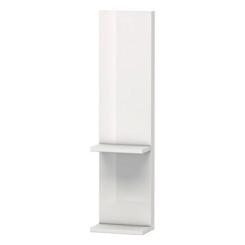 Shelf Element, White High Gloss (decor)