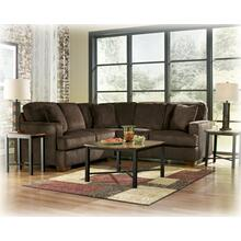 2 PIECE SECTIONAL LAF SOFA & RAF LOVE SEAT