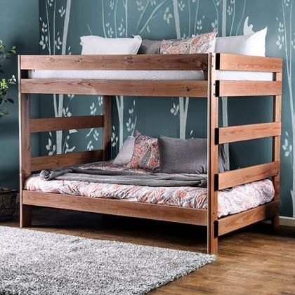 See Details - Arlette Full/full Bunk Bed