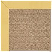 "Creative Concepts-Raffia Canvas Canary - Rectangle - 24"" x 36"""