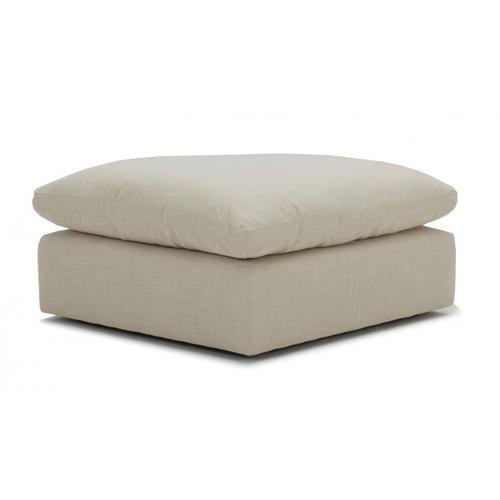 VIG Furniture - Divani Casa Lennon - Transitional Beige Velvet Sectional Sofa Set
