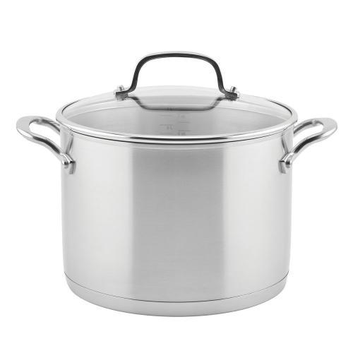 Whirlpool - W11463464 - 8qt Induction Stock Pot