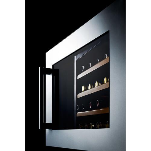 28 Bottle Integrated Wine Cellar