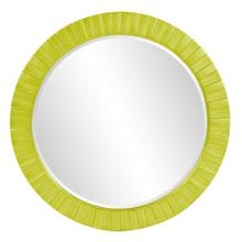 View Product - Serenity Mirror - Glossy Green
