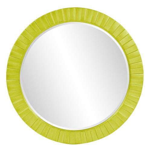 Howard Elliott - Serenity Mirror - Glossy Green