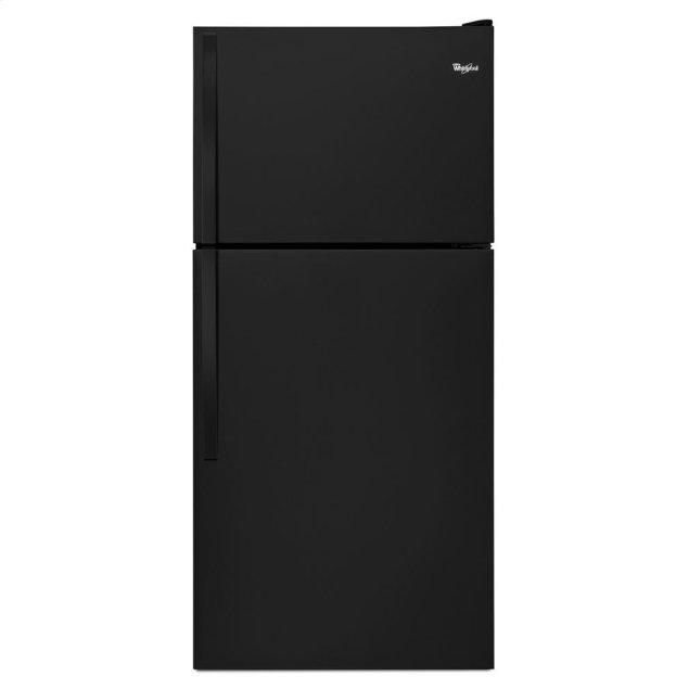 "Whirlpool 30"" Wide Top-Freezer Refrigerator"