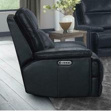 View Product - PAXTON - NAVY Power Recliner
