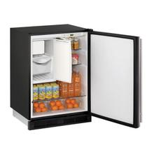 "Co1224f 24"" Refrigerator/ice Maker With Stainless Solid Finish, No (115 V/60 Hz Volts /60 Hz Hz)"