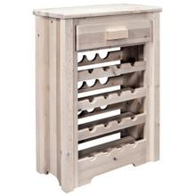 Homestead Collection Wine Cabinet