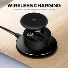 See Details - Monster Clarity 102 Plus Airlinks Wireless Earbuds with Dual Noise Cancelling Microphones for Clear Call True Wireless Stereo Earbuds Quick and Wireless Charging Bluetooth Earbuds