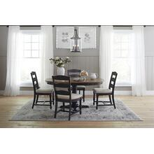 Castle Hill Round To Oval Dining Table Top