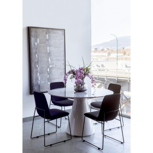 Otago Dining Table Round White