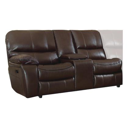 See Details - Left Side Reclining Love Seat with Center Console