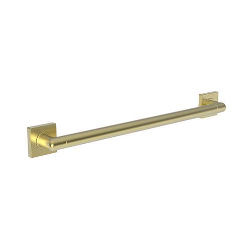 """Newport Brass - Satin Brass - PVD 24"""" Grab Bar"""