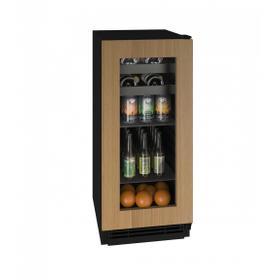 """Hbv115 15"""" Beverage Center With Integrated Frame Finish (115v/60 Hz Volts /60 Hz Hz)"""