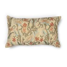 "L217 Spring Garden Pillow 12"" X 20"""
