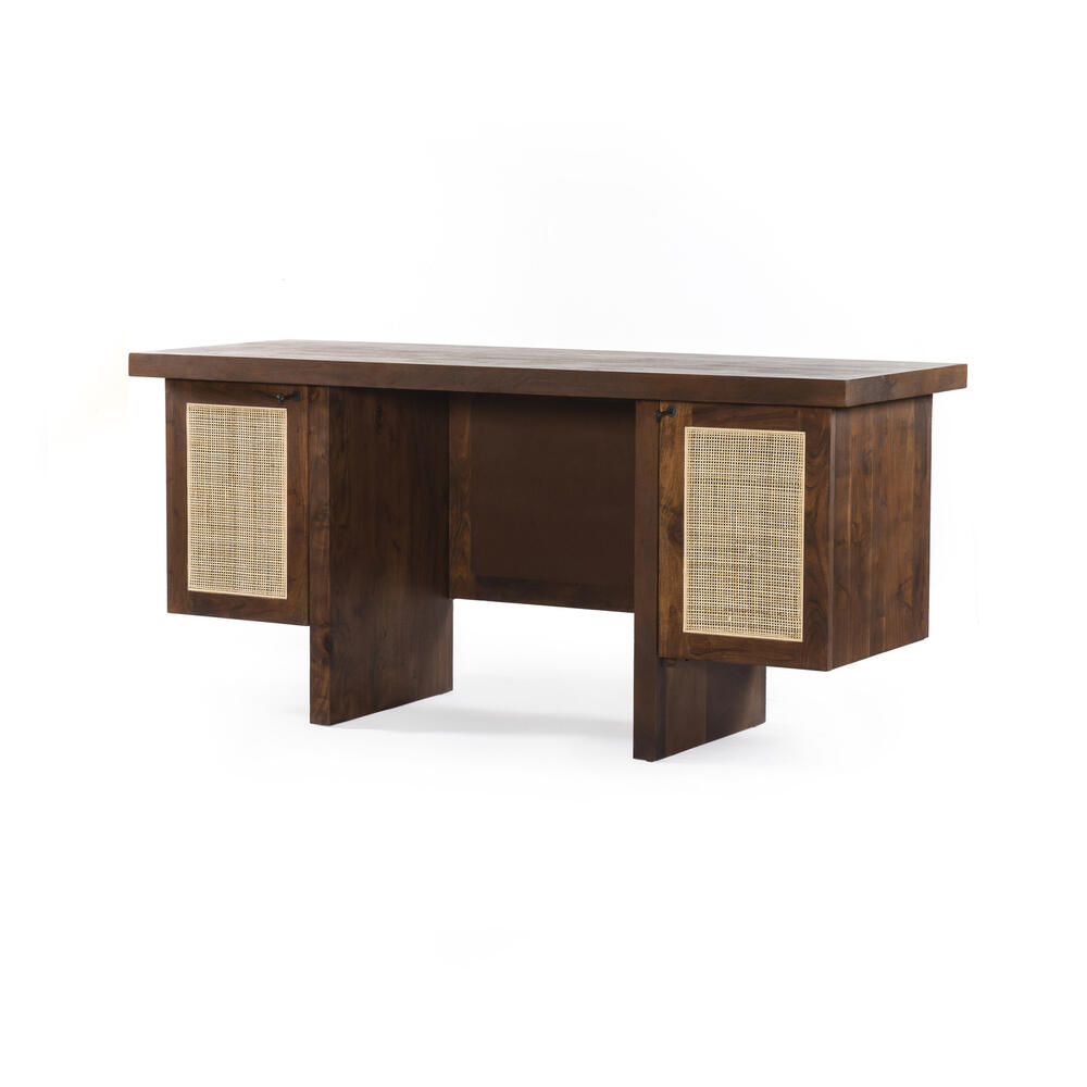 Goldie Desk-toasted Acacia