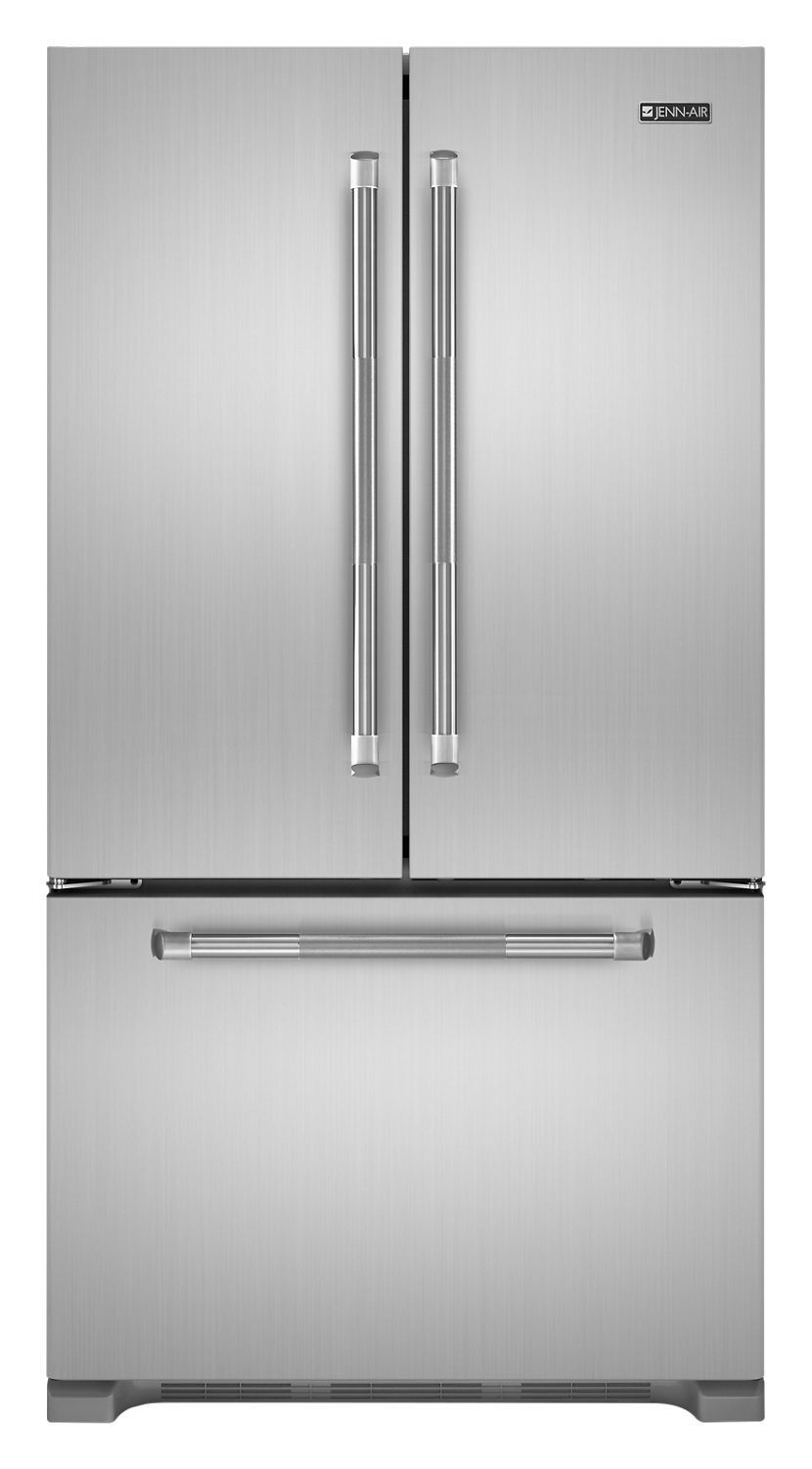 """72"""" Counter Depth French Door Refrigerator Pro Style Stainless"""