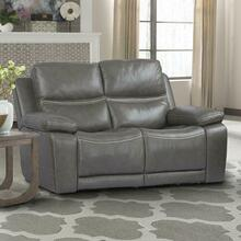 PALMER - GREIGE Power Loveseat