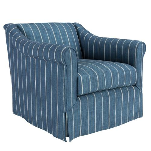 Classic Home - Lana Swivel Accent Chair