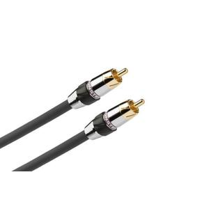 Monster Silver Advanced Performance Digital Coax Audio Cable - 4 feet