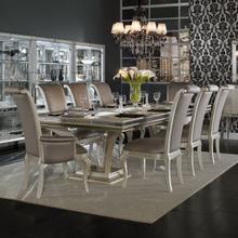 View Product - 4 Leg Rectangular Dining Table
