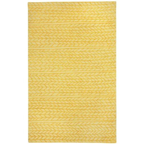 Capel Rugs - Ancient Arrow Leo Sun - Rectangle - 5' x 8'