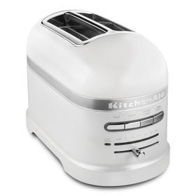 Pro Line® Series 2-Slice Automatic Toaster Frosted Pearl White