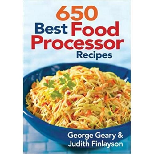 KitchenAid Canada - 650 Best Food Processor Recipes - Other