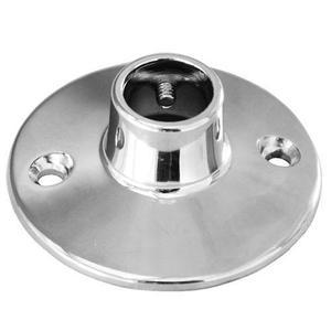 Shower Rod Flange - Polished Chrome Product Image