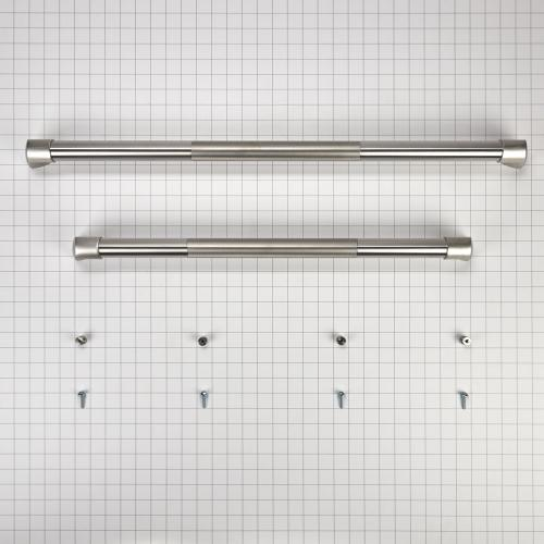 Whirlpool - Bottom Mount Refrigerator Pro Handle Kit