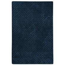 Arcade-Crown Navy - Rectangle - 5' x 8'